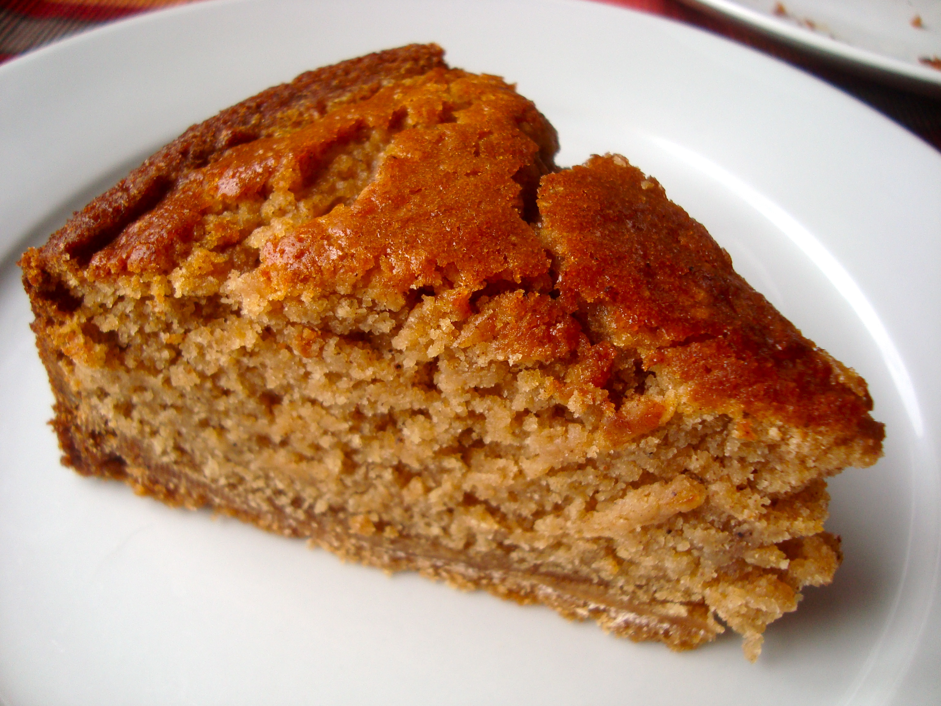 Indonesian Nutmeg Cake | The Shortlists