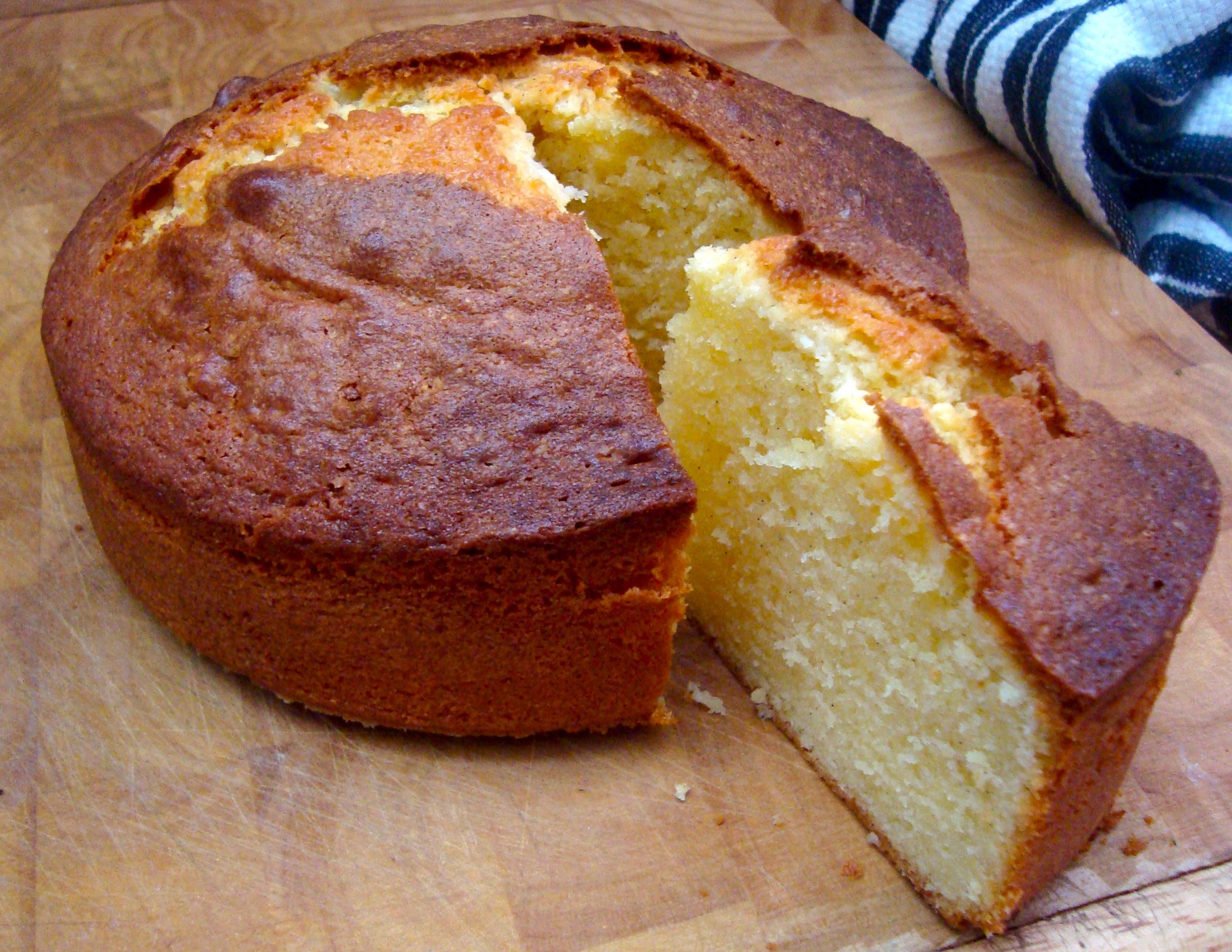Pound Cake Recipe With Crisco Oil