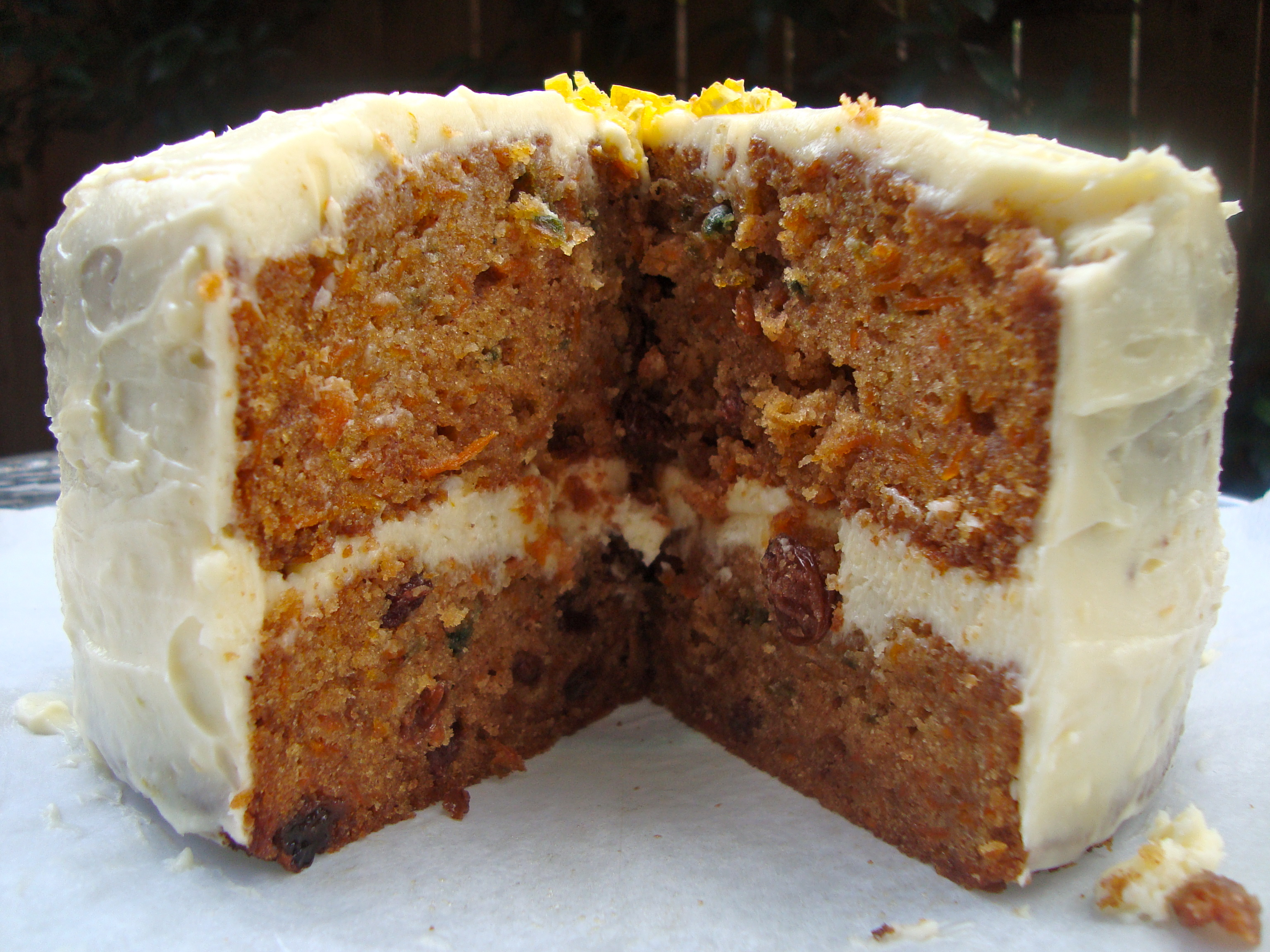 How Do You Make A Good Carrot Cake